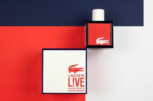 NWB studio Lacoste Live
